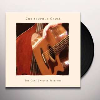 Christopher Cross Cafe Carlyle Sessions Vinyl 2LP