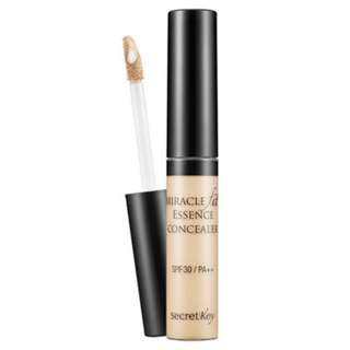 *Brand New* Secret Key Miracle Fit Essence Concealer