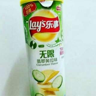 【新年優惠】青瓜薯片