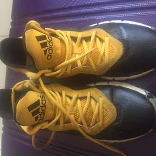 Adidas Jeremy Lin 17 Lakers Black