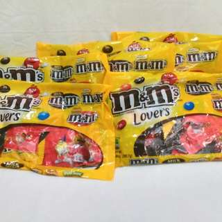 M&Ms chocolates for sale