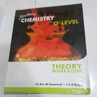 Chemistry Theory Workbook for O Level