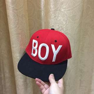 BOY LONDON RED CAP