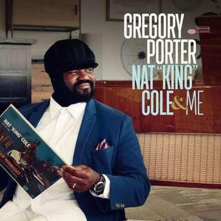 Gregory Porter Nat King Cole & Me Vinyl 2LP