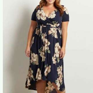 RS- Plus Size Dress