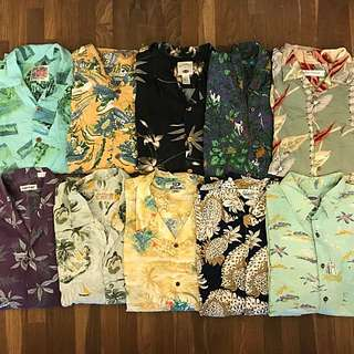 Hawaii shirts , hawaii , hawaii vintage , aloha , dickies