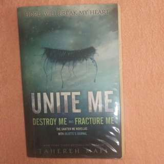 """Unite Me"" by Thereh Mafi"