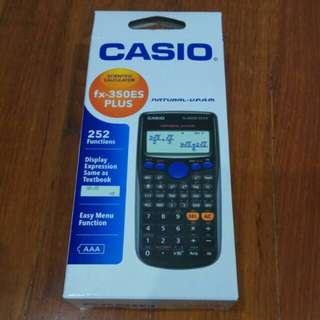 Casio Calculator fx 350ES Plus