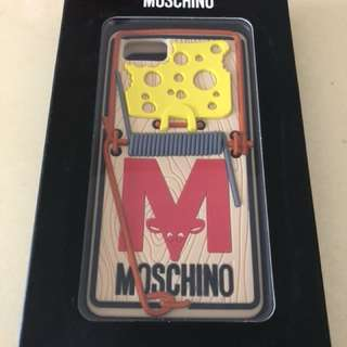 I phone Moschino case