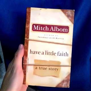 Have A Little Faith - Mitch Albom