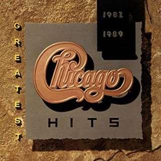 Chicago Greatest Hits 1982-1989 Vinyl LP