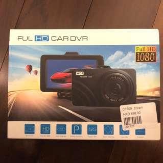 Car DVR camera recorder