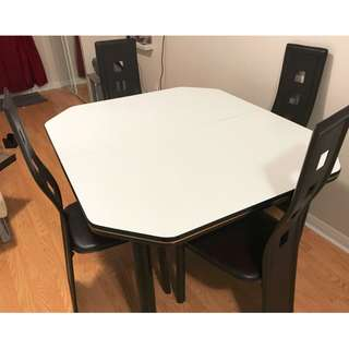 Dinning table - 4 Seater - URGENT!!!!!