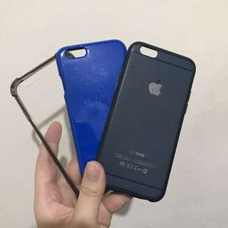 Preloved iphone6 case. 50k get them all!!