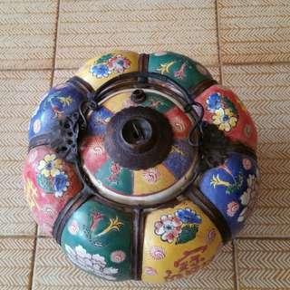 Antique Opium Pot