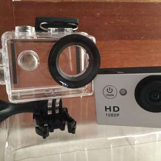 Full HD 1080p Sport Cam
