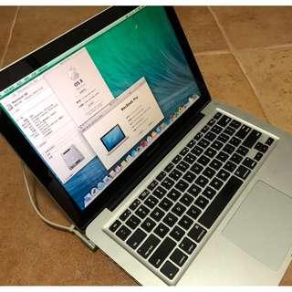 """Macbook Pro 13"""" i5 2.3GHz 8GB DDR3 (A1278)"""