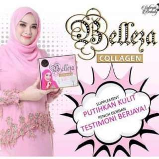 READYSTOCK Belleza whitening collagen