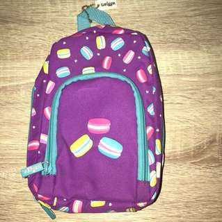 Smiggle macaroon pencil case