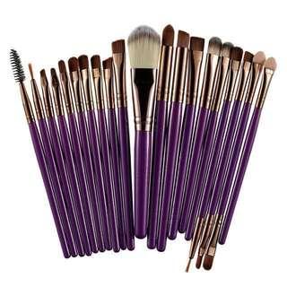 (FREE)🔥20 Sets Make Up Brushes