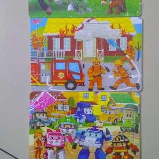 New Puzzle set