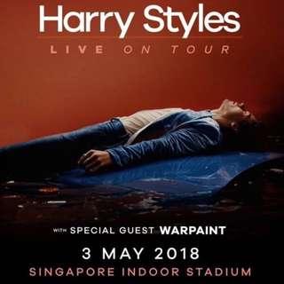 Harry Styles Live On Tour - 3 May 2018, Singapore Indoor Stadium