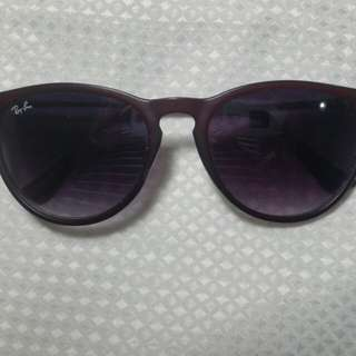 Red Sunglasses (Rayban, not authentic)