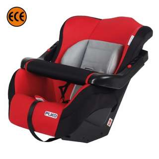 Sweet Cherry LB309 Hades Carseat (Red)