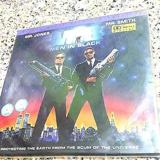 Men in black ( Laserdisc )