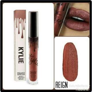 Kylie Metallic Matte Liquid Singles (Reign)