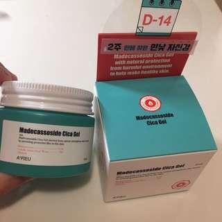 apieu madecassoside cica gel 85%new