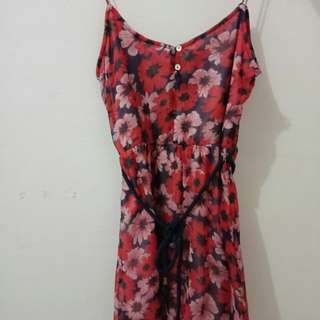Zara Flower Dress