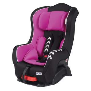 Sweet Cherry LB308 Crown Carseat (Magenta)