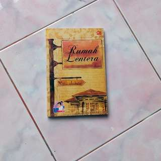 Novel Rumah Lentera by Neni Jahar