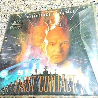 Star trek - First contact ( Laserdisc )
