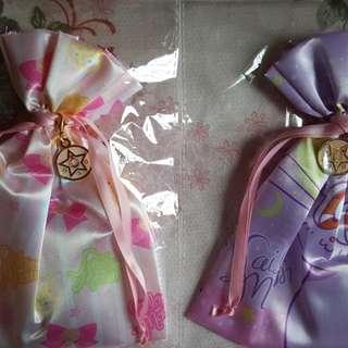 7-11 美少女戰士索繩袋連吊飾