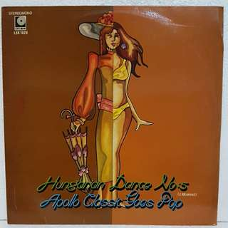 Apollo Classic Goes Pop - Brahm's Hungarian Dance No. 5 Vinyl Record