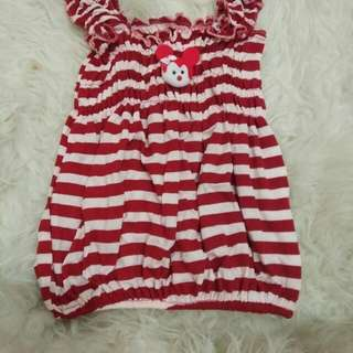 Dress blangblang bayi