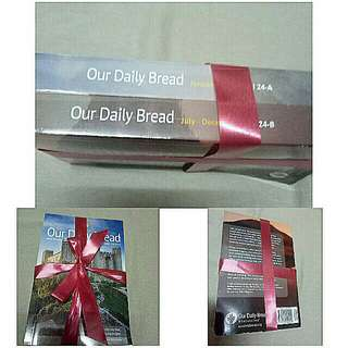 🚨 Our daily bread bundle sale Jan to Dec Issue