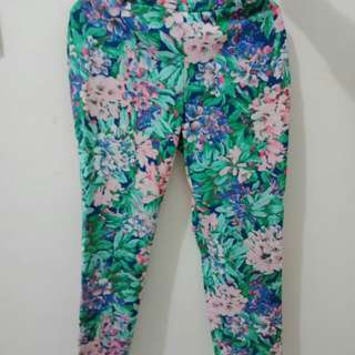 Zara Tropical Pants