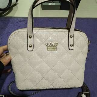 Never worn guess authentic bag