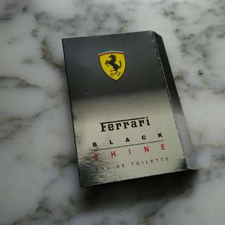 Ferrari Black Shine EDT