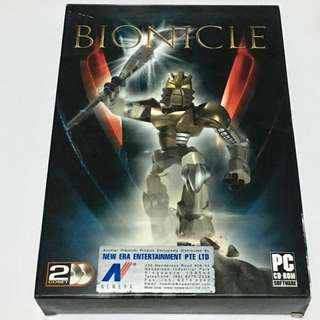 2CDSET•30% OFF GREAT CNY GIFT/SALE {PCGAME - PC CD-ROM SAFTWARE} BIONICLE : LIVE THE LEGEND - 2 PC CD-ROM