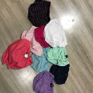 Girls underwear (worn over diapers) so hygienic- Ralph Lauren, Chaps, GAP and others