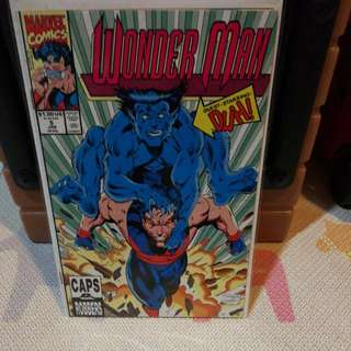 Marvel Comics WONDER MAN Issue 5