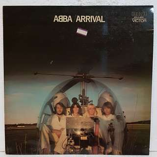 Reserved: ABBA - Arrival Vinyl Record