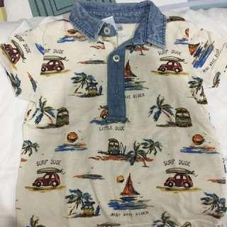 Boy's T shirt (new)