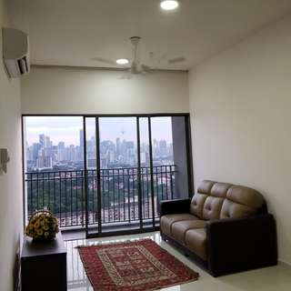 Fully furnish, 4 Room Condo, Setapak