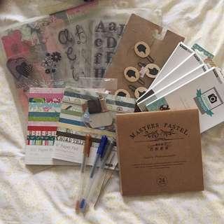 Craft Supplies Set