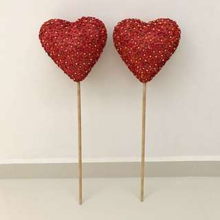 Wedding Props - Giant Heart